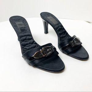 Gucci Horsebit Black Mules